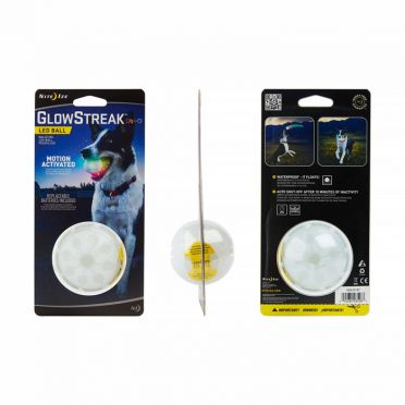 NiteIze Glowstreak LED-pallo Disc-O