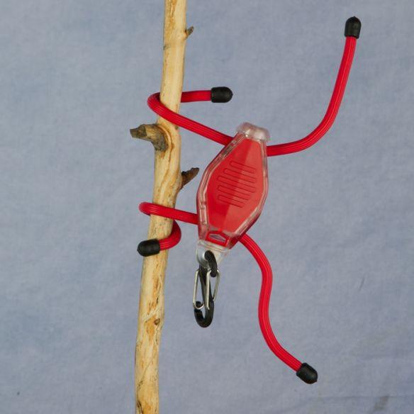 NiteIze Buglit punainen, ledvalo