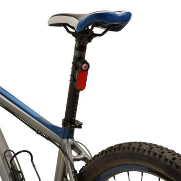 NiteIze Radiant 125 pyörän takavalo, ladattava