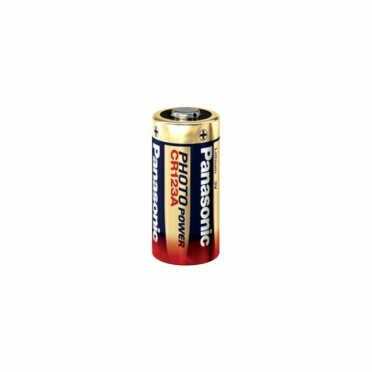 Panasonic CR123A -paristo 3.0V, 1500 mAh