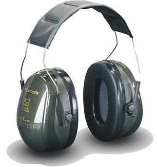 3M Peltor Optime II kuulonsuojain