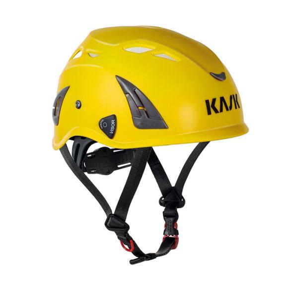 KASK Plasma AQ suojakypärä, keltainen