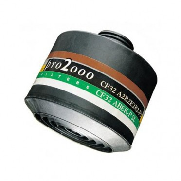 Pro2000 CF32 A2B2E2K2-P3 kaasu/hiukkassuodatin