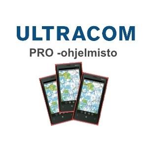 Ultracom Pro -ohjelmisto
