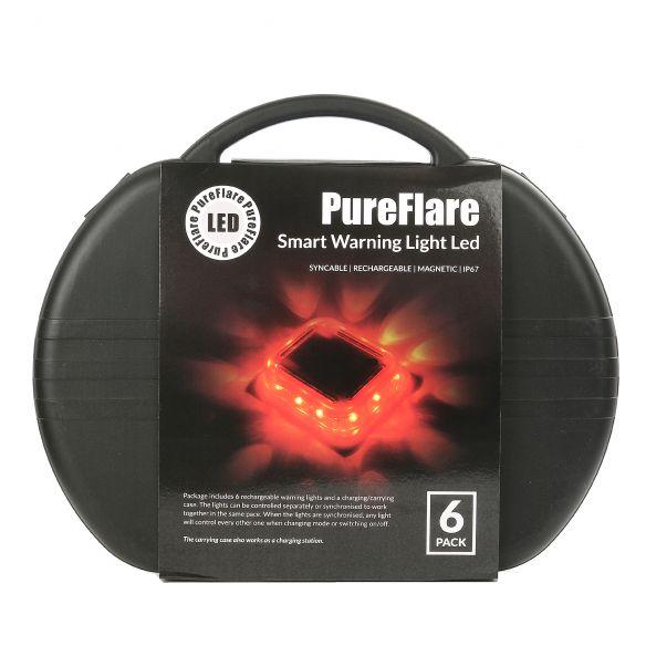Pureflare Smart Warning Light LED-valokiekkosetti