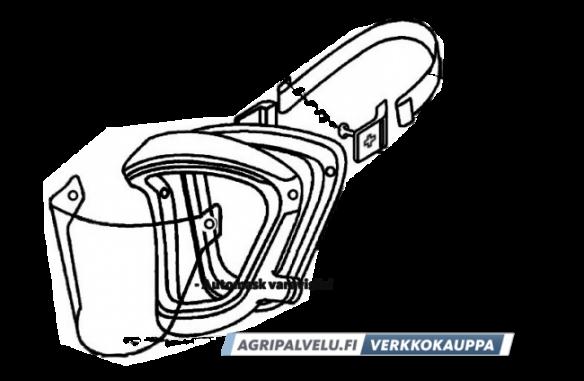 3M Scott Automask/FH31 varavisiiri