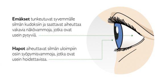 Cederroth Silmänhuuhtelupullo 2 x 500ml