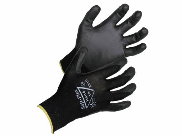 Hand 1A Soft-Flex polyuretaanipinnoitettu nylon