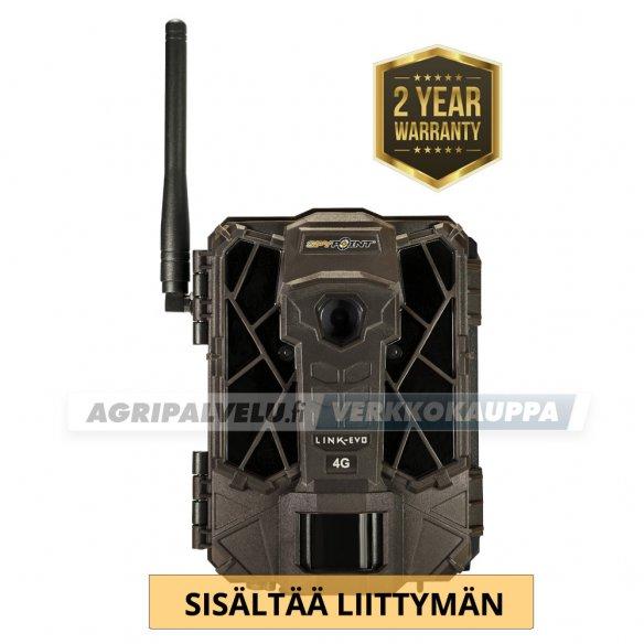 Spypoint Link-Evo 12 MP lähettävä riistakamera liittymällä