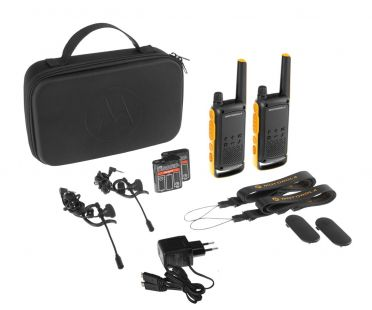 Motorola TALKABOUT T82 Extreme -radiopuhelinsetti