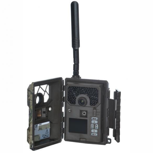 Uovision Glory 4G LTE Cloud 20MP Full HD, LinckEazi pilvipalvelua tukeva etäohjattava riistakamera