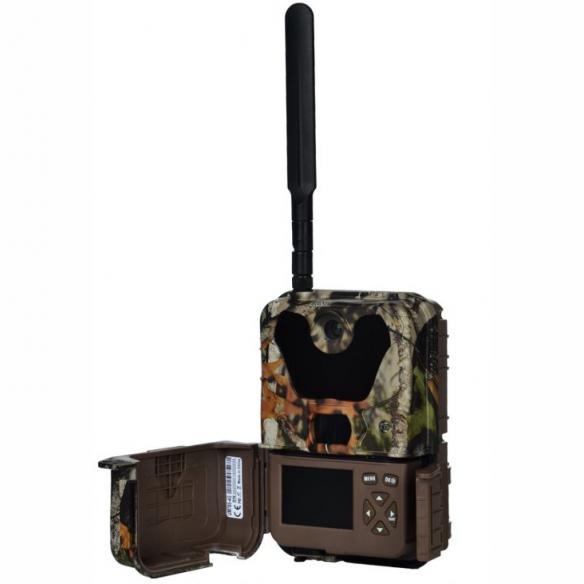 Uovision UM785-4G LTE Cloud 20MP Full HD, LinckEazi pilvipalvelua tukeva etäohjattava riistakamera