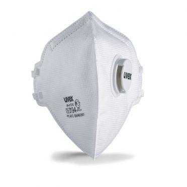 Uvex silv-Air 3310 FFP3 NR D hengityssuojain