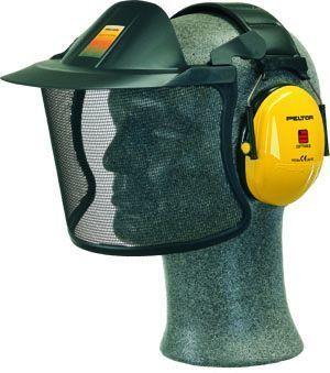 Peltor V40AH510A MultiSystem kasvon-/kuulonsuojain verkkovisiiri