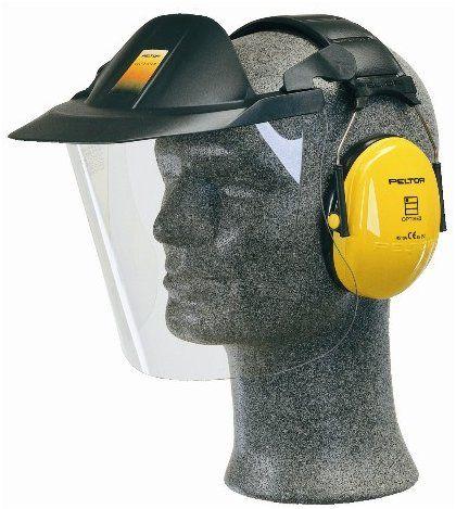 3M Peltor V40F MultiSystem PC visor (hearing protection not incl.)