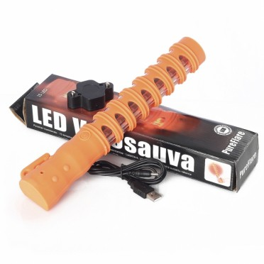 PureFlare LED valosauva 15 LED, oranssi