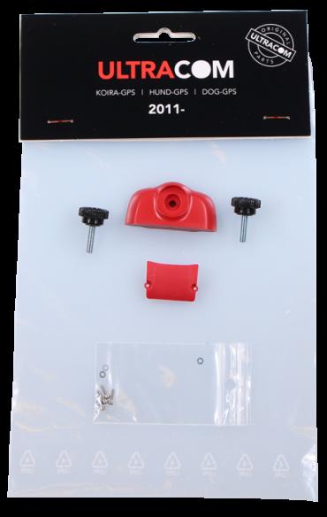 Ultracom Koira-GPS varaosapussi L2, 2011-