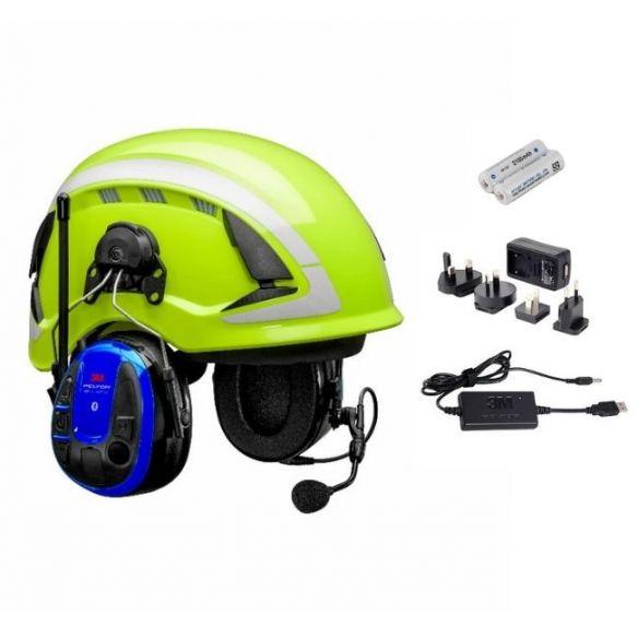 3M Peltor WS Alert XPI APP MultiPoint ACK helmet att.