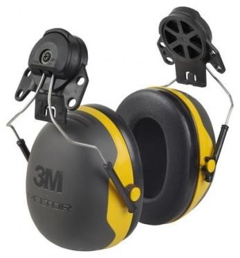 3M Peltor kuulonsuojain X2P3E kypärään