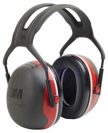3M Peltor X3A kuulonsuojain