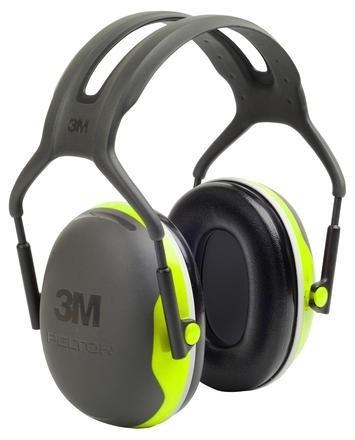 3M Peltor X4A ohut kuulonsuojain