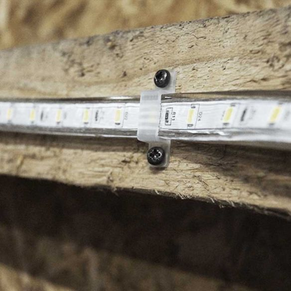 Zmartgear LED valonauhan kiinnikkeet (20 kpl)