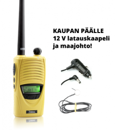 Zodiac EasyHunt II VHF -puhelin