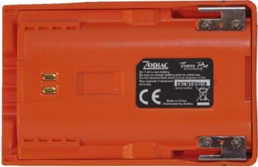 Zodiac Waterproof Akku 2200 mAh Litium (47285)