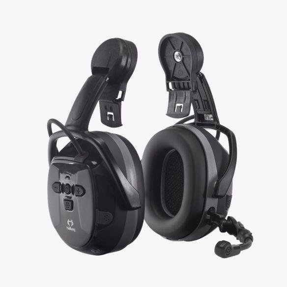 Hellberg Xstream LD bluetooth kypärään + puomimikrofoni